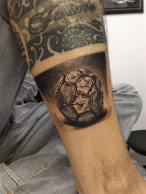 tattoo ball best 25 soccer tattoos ideas on football