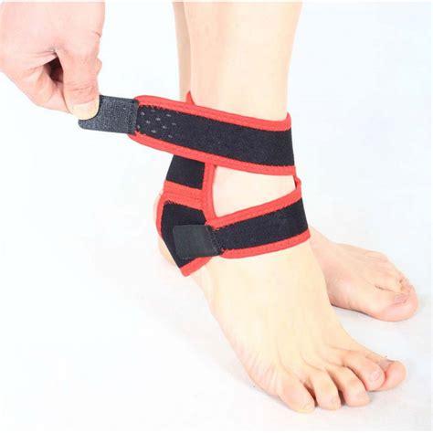 Pelindung Ankle Sport Brace Ankle Support Pelindung Engsel Kaki Black