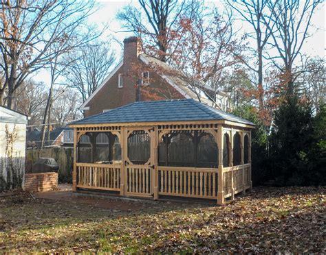 pavillon 2x3 gazebo 10 x 16 10 x 16 vinyl roof oval gazebo