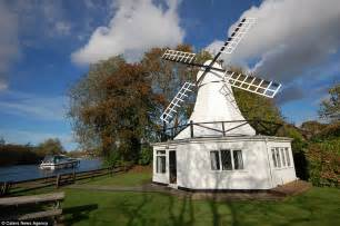 Used Dining Room Set windmill goes up for sale as the perfect holiday home on