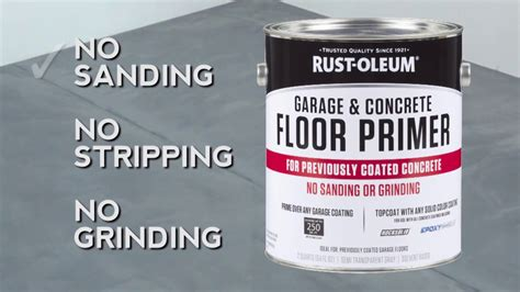 How to use RockSolid Garage & Concrete Primer for