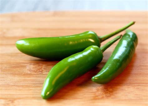 serrano peppers feral kitchen