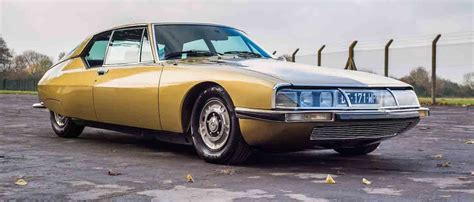 Citroen Maserati by Classic Car Of The Week 1972 Citro 235 N Sm Maserati