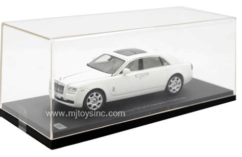 1 43 Kyosho Rolls Royce Ghost Extended Wheelbase Die Cast Model kyosho 1 43 rolls royce ghost extended wheelbase mj toys