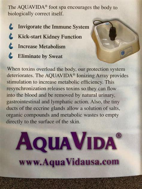 Aquavida Detox skin logic by shadi gig harbor s finest skin care