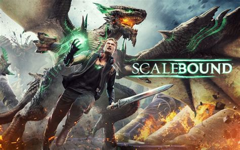 scalebound  game wallpapers hd wallpapers id