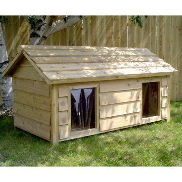 how to build dog house for two dogs 1000 ideas about insulated dog houses on pinterest dog houses build a dog house