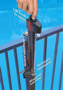 We offer an extensive line of pool safety products keep your friends