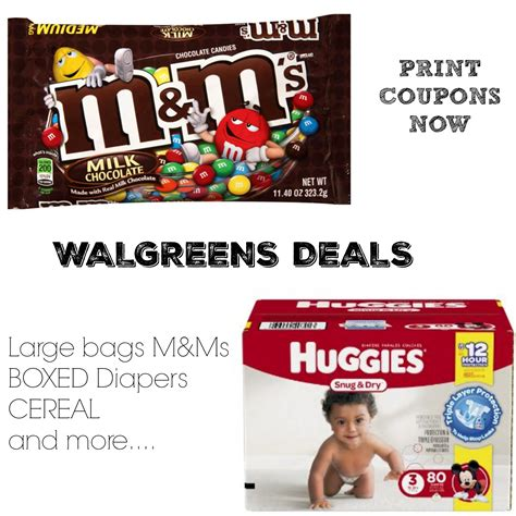 upcoming walgreens coupon