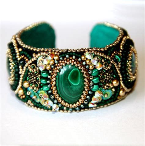 bead embroidery bracelets 17 best ideas about bead embroidered bracelet on