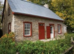 Types Of House Decor Styles Preserving A Stone House In Quebec Old House Online