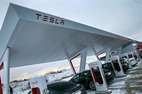 Tesla Superchargers Uk Model S Fuel Included