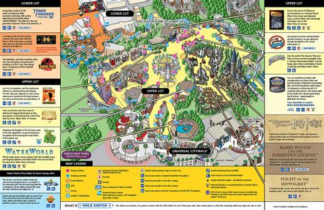 universal studios map universal studios general admission ticket in los angeles usa lonely planet