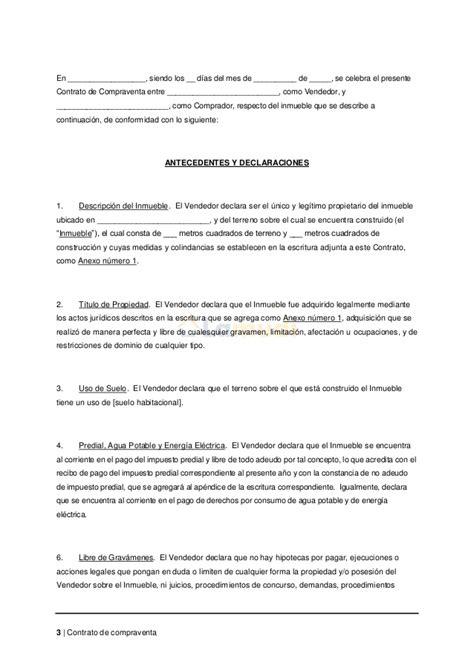 modelo contrato compraventa inmueble vlex chile modelo de contrato de compraventa de inmueble contrato
