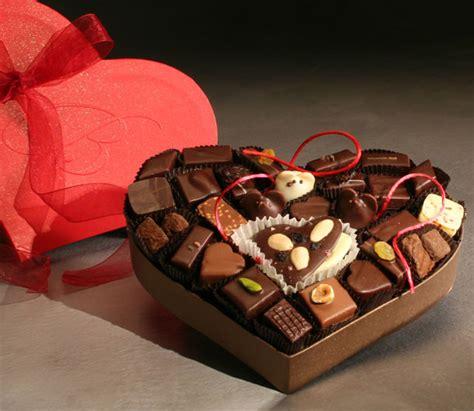valentines chocolate box s shaped chocolate box burdick