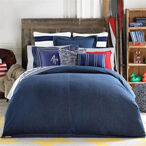 tommy hilfiger denim comforter tommy hilfiger denim duvet cover 16933159 overstock