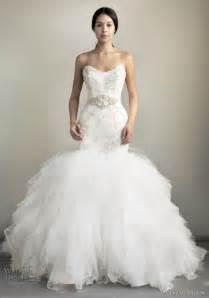 Amazing mermaid wedding dresses 2013 38