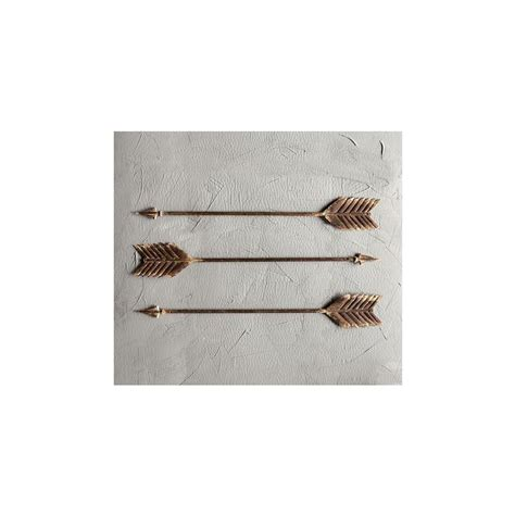 Home Depot Wall Decor by Home Decorators Collection Metal Arrow Wall Sculpture