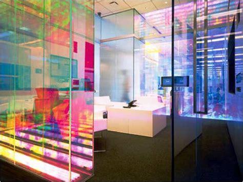 3m Folie Anbringen by Dichroic Glasdesignfolien Regenbogenfolie 3m