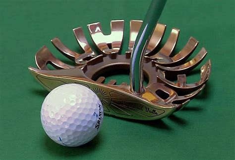 Handmade Golf Clubs - from gears to golf clubs customized production with a