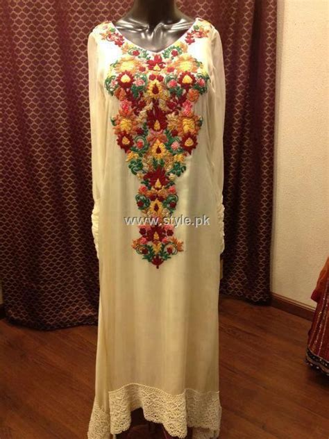 embroidery design in dress gala designs 2013 with embroidery for shirts 007 style pk