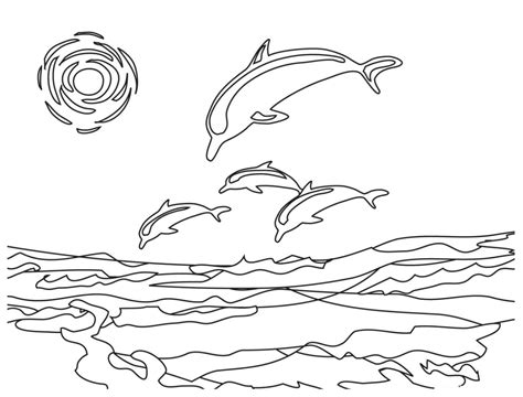 dolphin coloring page free free printable dolphin coloring pages for kids