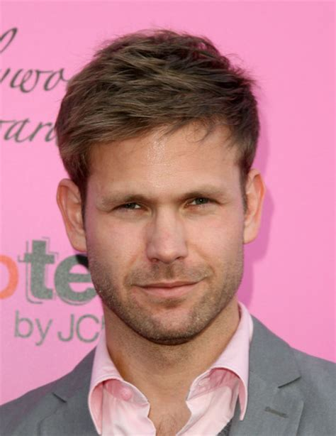 mens haircuts for thin faces matthew davis photos photos 12th annual young hollywood