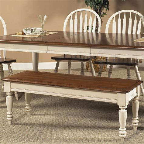 Low Country Bench With Turned Legs Rotmans Bench Country Style Dining Table With Bench