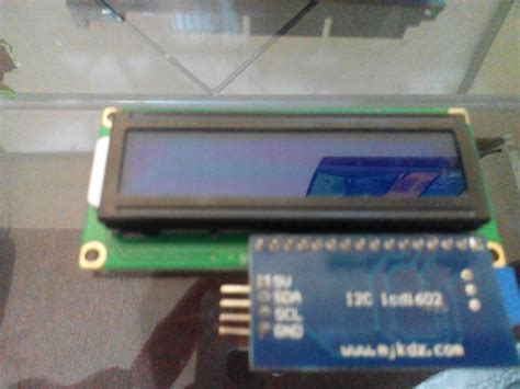 Tutorial Raspberry Pi Stack python how can i use a lcd display with a i2c adapter raspberry pi stack exchange