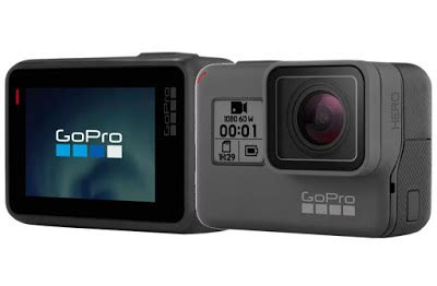 gopro hero launched in india for rs 18,990