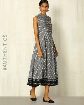 Romansa Dress 62 best images about ikat garments on indigo printed cotton and saree