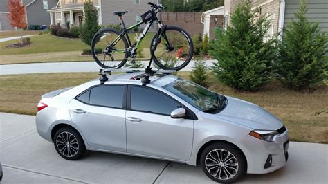 2014 Toyota Corolla Roof Rack by Roof Rack For 2015 Corolla Page 2 Toyota Nation Forum