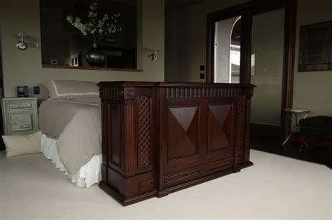 tv lift cabinet for end of bed tv cabinet lift tv cabinet with lift park avenue tv