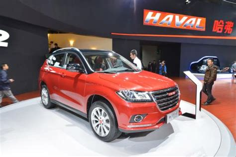 Haval Car Wallpaper Hd by Haval H2 Shanghai 2013 Hd Pictures Automobilesreview