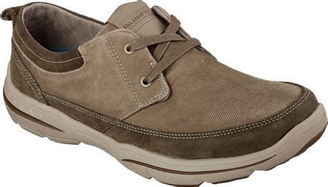 skechers oxford shoes skechers mens lenden relaxed fit oxford shoes
