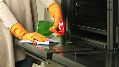 What Is The Effect Of Oven Cleaner On Kitchen Countertops Why Do I Need A Clean Oven
