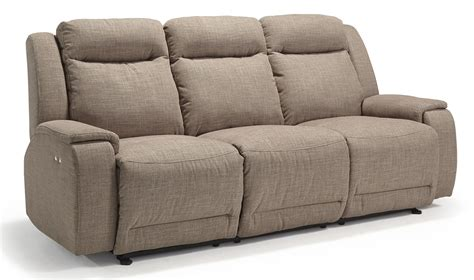 hardisty casual reclining sofa with memory foam cushions
