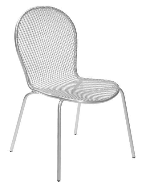 chaise emu chaise ronda de emu blanc