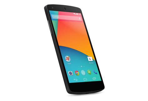 announces nexus 5 with android 4 4 kitkat