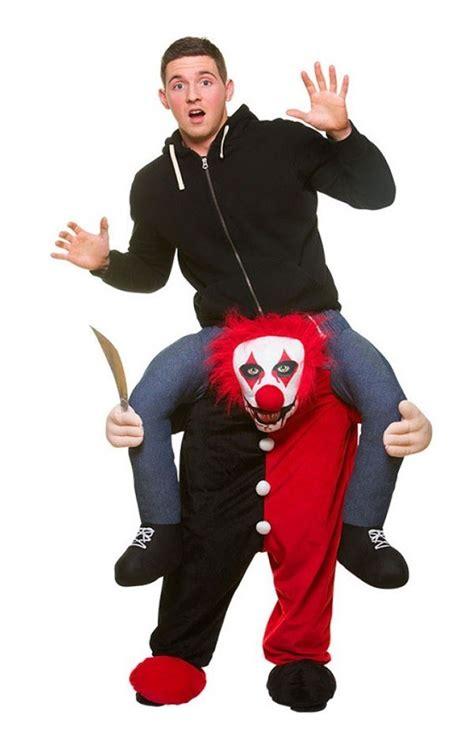 Carry Me Killer Clownstume