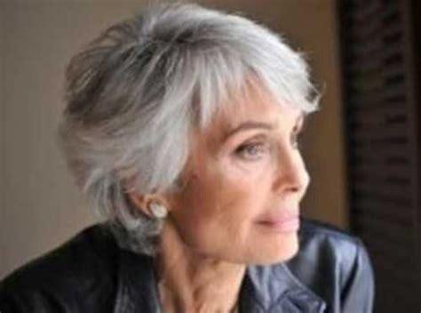 short hairstyles for seniors with grey hair 20 short hair styles for women over 50 short hairstyles