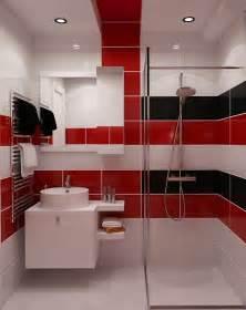 badezimmer rot kleine badezimmer einrichten 30 ideen f 252 r modernes bad