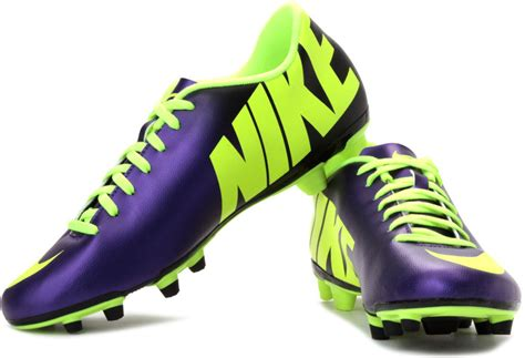 football shoes shopping india nike mercurial vertex fg football studs buy violet