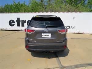 Toyota Hitch 2016 Toyota Highlander Trailer Hitch Curt