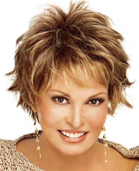 pictures of shag haircuts for older women beautiful short shag hairstyles