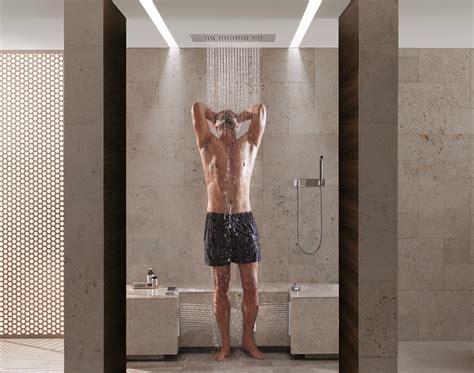bodengleiche dusche wasser läuft aus duschen im sitzen und automatisierte being 252 sse spa 224 la