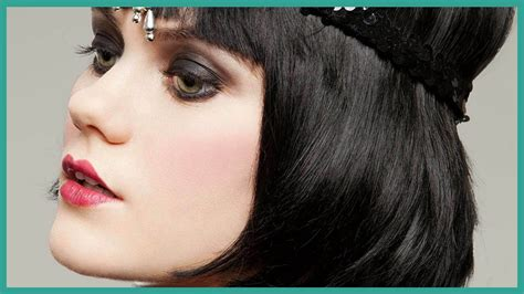 great gatsby  inspired hair  makeup youtube