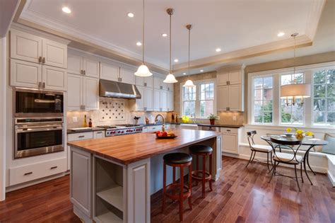 kitchen layout workstation open kitchen with large island workstation traditional
