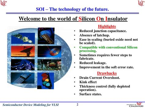 future of silicon integrated circuit technology ppt silicon on insulator mosfet technology design and evolution of the modern soi fully