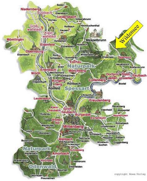 Motorradtouren Rund Um Heidelberg by Haus Moser Anfahrt Nach Wildensee